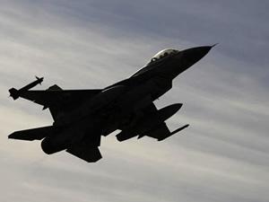Suriye'nin tacizine F-16'lı yanıt