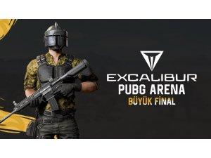 Excalıbur Pubg Arena'nın büyük finali 9 Mayıs'ta
