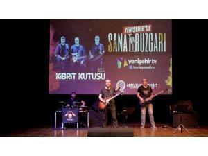 Yenişehir Belediyesinin yerel sanatçılara desteği sürüyor