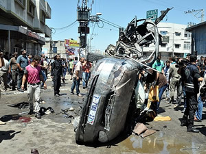 İsrail'den Gazze'ye hava saldırısı: 4 ölü