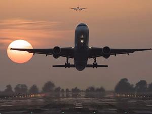 Hava yolu rekoru : 16 milyon yolcu