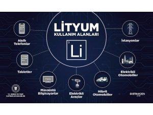 """Bakan Dönmez, """"Türkiye'nin lityumu 100 puanla sınavı geçti"""""""
