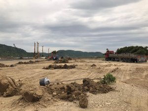 Filyos Limanı'nda peyzaj çalışmasına başlanıldı