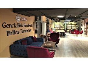 Kafe tarzı konsepti ile 'Stadyum Genç Ofis' gençlerin ilgisini çekecek