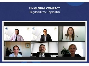 EGİAD Birleşmiş Milletler Global Compact - Küresel İlkeler Sözleşmesi için yola çıktı