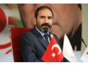 Sivasspor Başkanı Mecnun Otyakmaz'dan 54. yıl mesajı