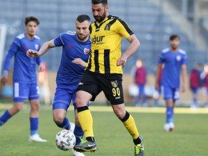 TFF 1. Lig: Ankaraspor: 0 - İstanbulspor: 2