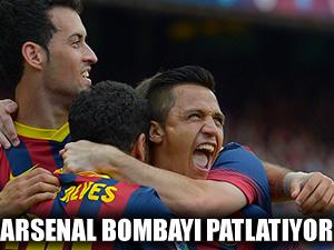 Arsenal bombayı patlatmak üzere...