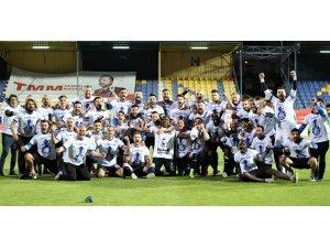 Adana Demirspor'un şampiyonluk karnesi