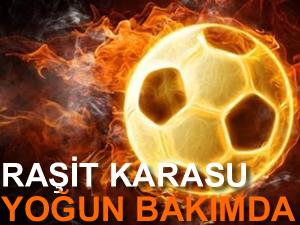 Efsane futbolcu yoğun bakıma alındı