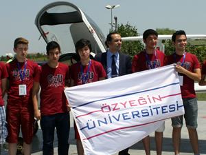 Özyeğin Üniversitesi'nin organizasyon rezaleti