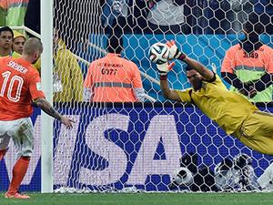 Finalin adı Almanya-Arjantin!