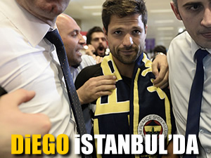 Fenerbahçe Diego'ya kavuştu