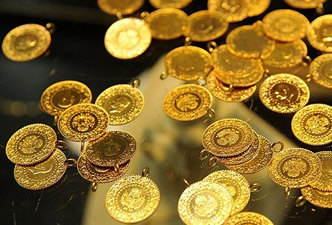 Altının kilogramı 89 bin 900 liraya geriledi