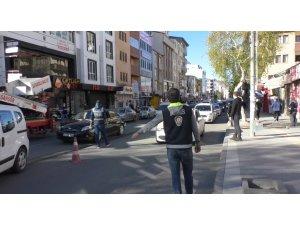 Kars'ta 'tam kapanmada' 251 kişiye ceza kesildi