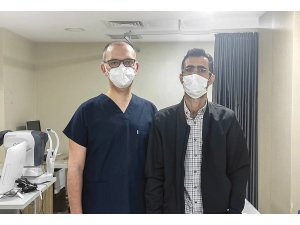 Diyarbakır Özel Bower Hastanesinde kornea nakli başarı ile yapıldı