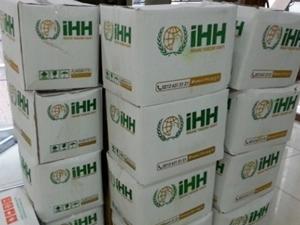 İHH'nın ramazan yardımları