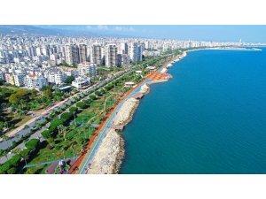 Mersin'de satılan konut sayısı ilk 4 ayda 10 bin 717'ye ulaştı