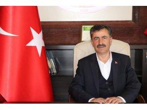 Uçhisar Belediye Başkanı Süslü, Ramazan Bayramı'nı kutladı