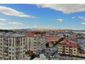 Sivas'ta Nisan'da 491 konut satıldı