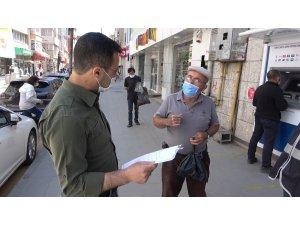 """""""Pişmiş tavuk almaya gidiyorum"""" dedi, 4 bin 50 lira ceza yedi"""