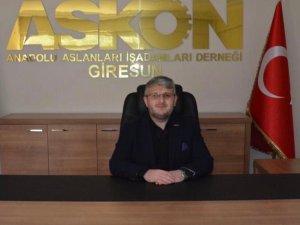 ASKON'dan Filistin için önce diplomasi, sonra boykot çağrısı