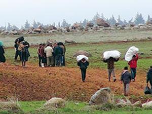 Türkmenlere İran kucak açtı