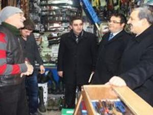 Nevşehir'de ana arı dağıtımı yapıldı