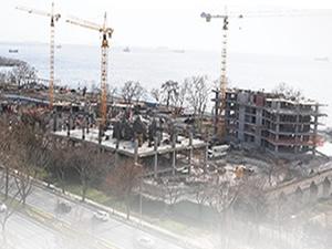 Ataköy'deki dev tesisler mühürlendi