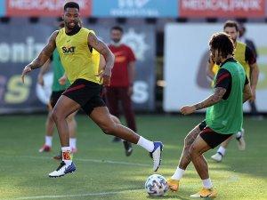 Galatasaray, Yeni Malatyaspor maçı hazırlıklarını tamamladı
