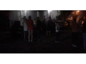Küçükçekmece'de alkollü sürücü park halindeki araca çarptı