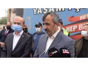 Kırıkkale Valisi açıkladı: 'Tam kapanma' sürecinde pozitif vakalar düştü