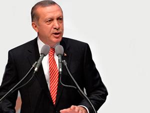 Erdoğan'ın mikrofonu açık unutulunca fırça duyuldu