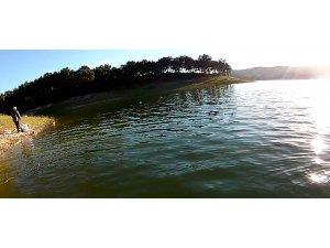 Soma'da kaçak balık avına geçit yok