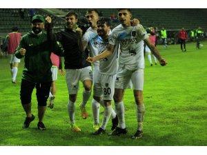 TFF 2. Lig Play-Off: Kocaelispor: 3 - Ankara Demirspor: 0