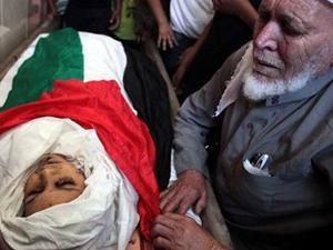 Gazze'de ölü sayısı hergün yükseliyor