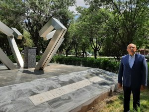 Kırım Sürgünü'nün 77. yıl dönümünü