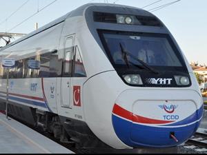 Hızlı tren bilet fiyatları belli oldu... 80 TL