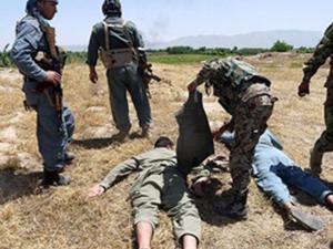 Afkanistan'da kanlı çatışma: 32 ölü