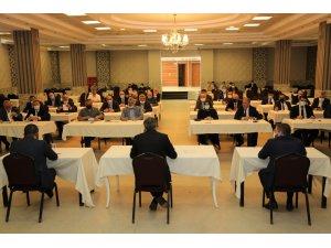 Serdivan'dan, İsrail'e ortak bildiriyle kınama