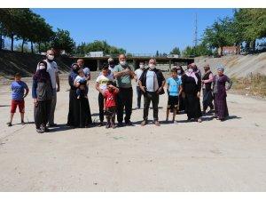 Adana'da sinek isyanı