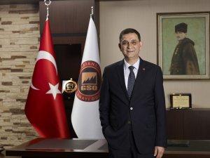 GSO Başkanı Ünverdi'den 19 Mayıs mesajı