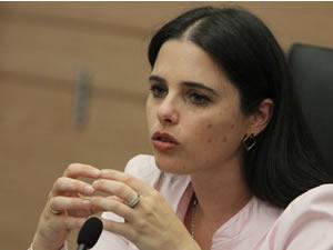 İsrailli vekil Ayelet Şaked'ten kan donduran sözler