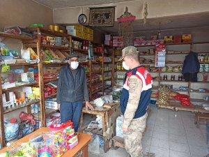 Ardahan'da tedbirlere uymayan 174 kişiye ceza
