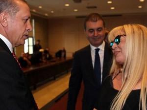 Zerrin Özer'den çok sert 'Erdoğan' tepkisi