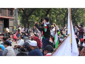 Endonezya'dan Filistinlilere destek