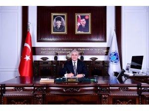 Başkan Güder'den 19 Mayıs mesajı