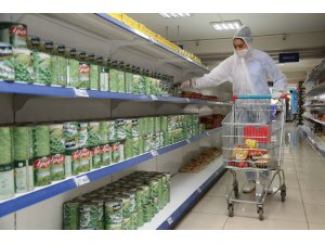 Ramazan ayı boyunca Halk Market'ten yaklaşık 800 vatandaş yararlandı