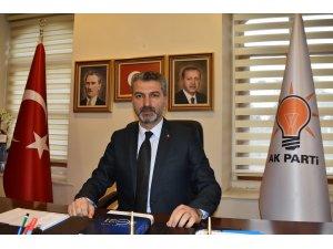 AK Parti İl Başkanı Mumcu'dan Cumhurbaşkanı Erdoğan'a teşekkür