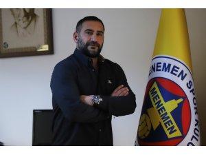 Menemenspor'da Ümit Karan dönemi sona erdi
